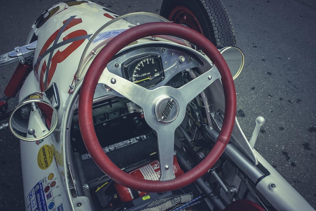 F1 Simulator für Deine Spielekonsle