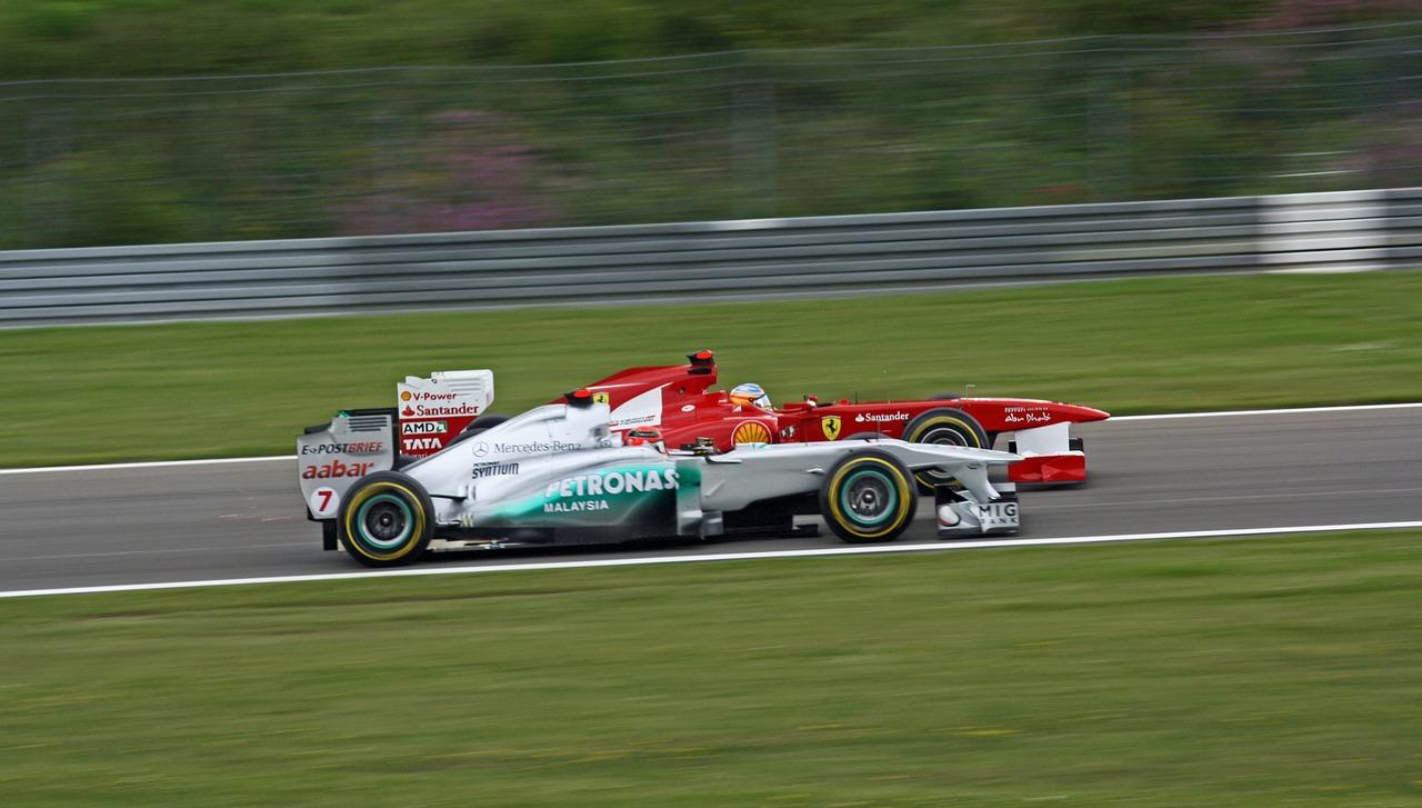 F1 Rennsimulator