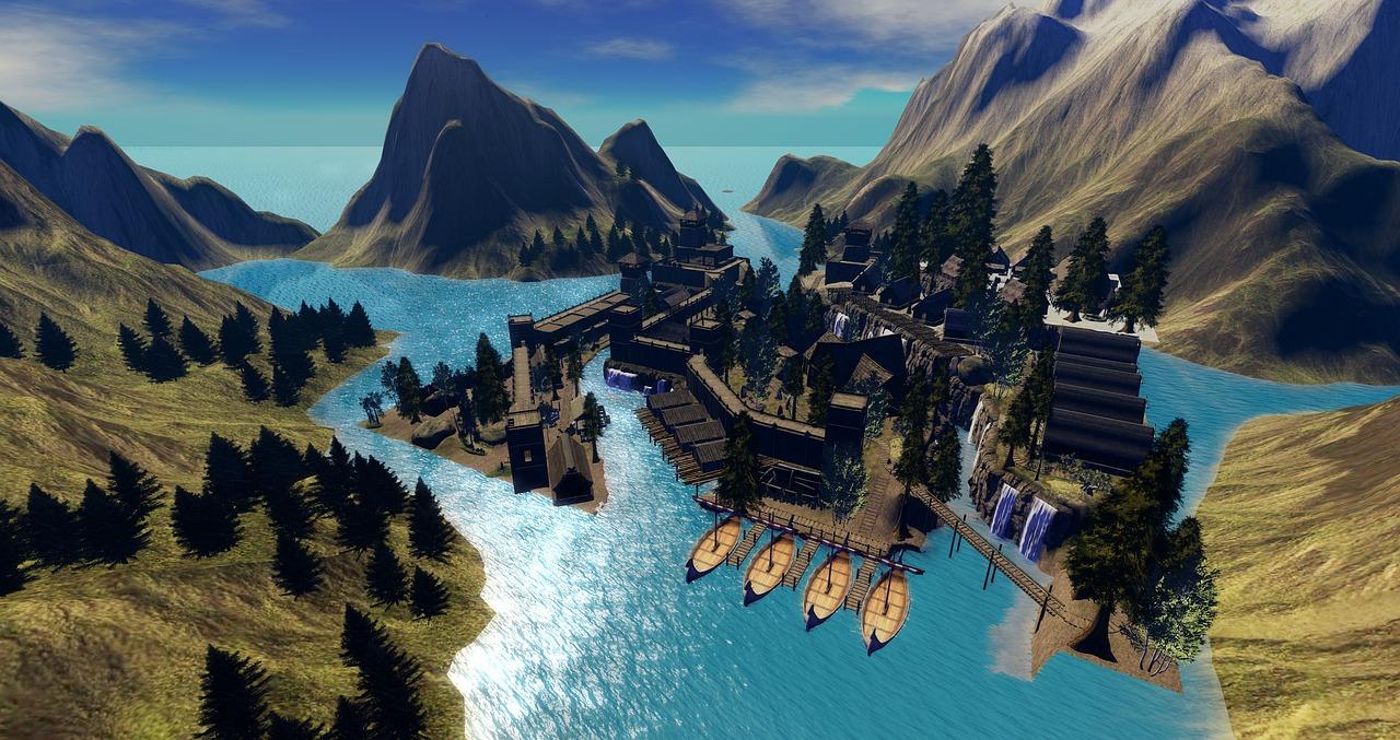 Die Welt in der Virtual Reality