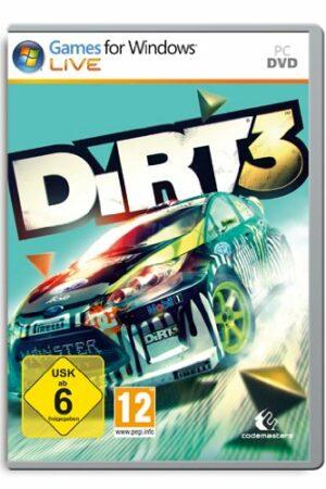 Dirt 3 für PC, Playstation und XBOX