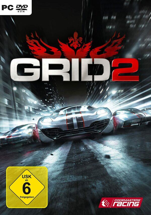 GRID 2 für PC, Playstation und XBOX