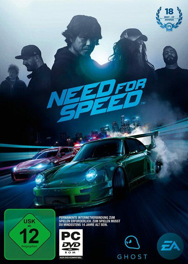 Need for Speed für PS4, PC und XBOX One.