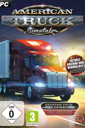 American Truck Simulator – Starter Pack: California