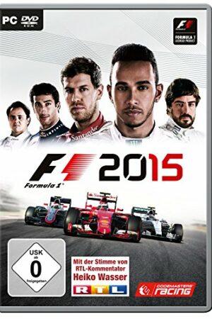 F1 2015 für den PC