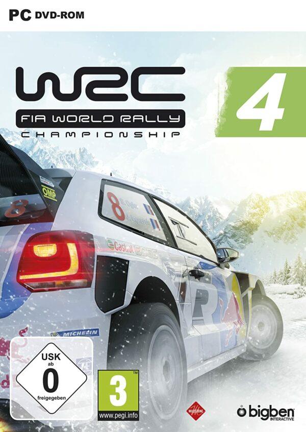 WRC 4 - World Rally Championship für PC